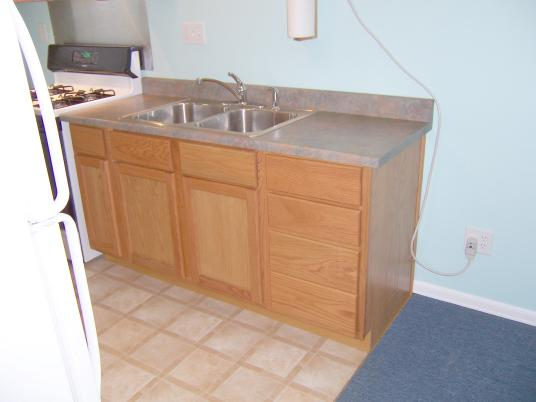 Oak Cabinets In Kitchen
